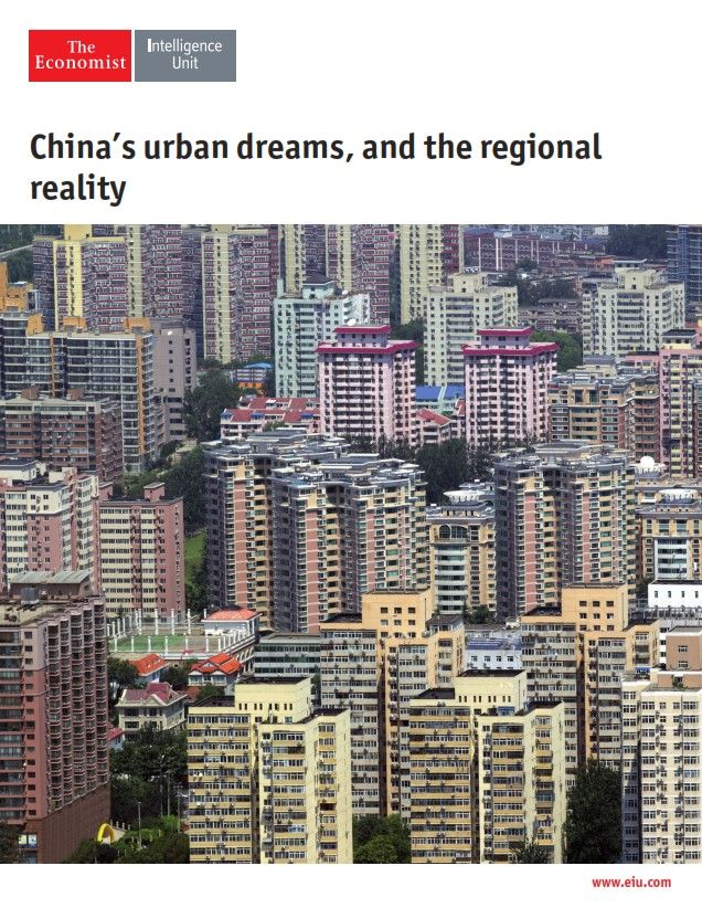 Image of: China's Urban Dreams, and the Regional Reality