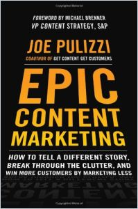Epic Content Marketing book summary