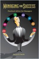 Managing for Success book summary