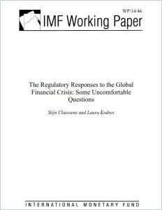 The Regulatory Responses to the Global Financial Crisis summary