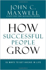 How Successful People Grow book summary