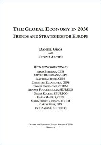 The Global Economy in 2030 summary