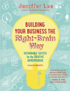 Building Your Business the Right-Brain Way book summary