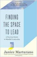 Finding the Space to Lead book summary