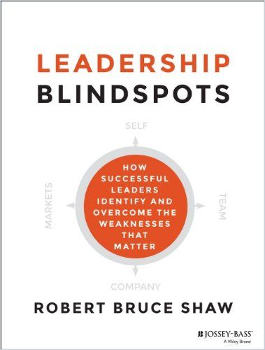 Image of: Leadership Blindspots