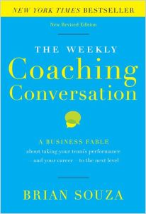 The Weekly Coaching Conversation book summary