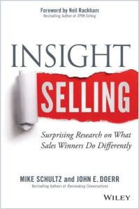 Insight Selling book summary