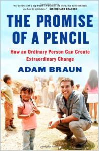 The Promise of a Pencil book summary