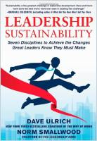 Leadership Sustainability book summary