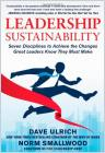 Leadership Sustainability