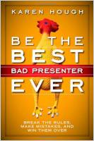 Be the Best Bad Presenter Ever book summary