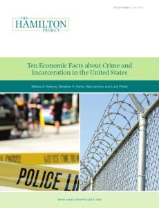 Ten Economic Facts about Crime and Incarceration in the United States summary