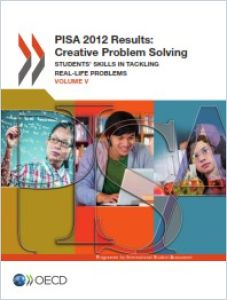 PISA 2012 Results: Creative Problem Solving summary