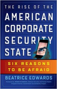 The Rise of the American Corporate Security State book summary