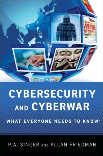 Image of: Cybersecurity and Cyberwar