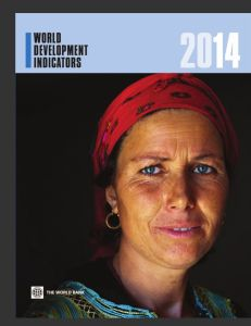 World Development Indicators 2014 summary