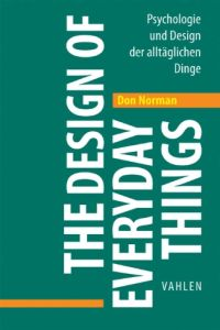 The Design of Everyday Things Buchzusammenfassung