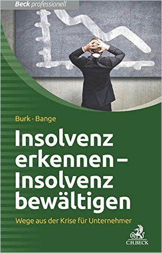 Image of: Insolvenz erkennen – Insolvenz bewältigen
