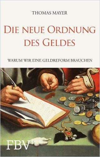 Image of: Die neue Ordnung des Geldes