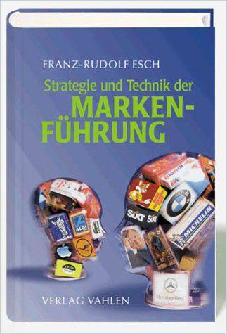 Image of: Strategie und Technik der Markenführung