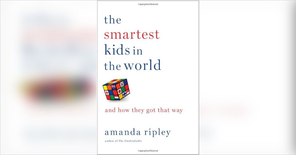 the smartest kids in the world The smartest kids in the world 163 likes the smartest kids in the world: and how they got that way.