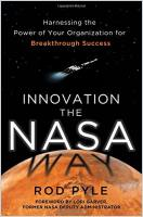 Innovation the NASA Way book summary