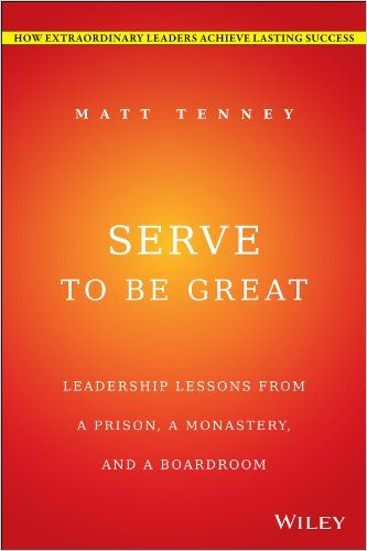 Image of: Serve to Be Great