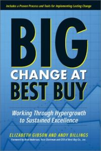 Big Change at Best Buy book summary