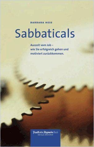 Image of: Sabbaticals
