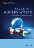 Making the Modern World book summary
