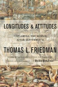 Longitudes and Attitudes book summary