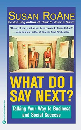 Image of: What Do I Say Next?