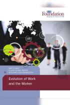 Evolution of Work and the Worker