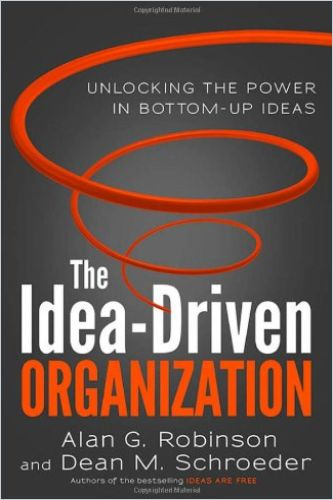 Image of: The Idea-Driven Organization