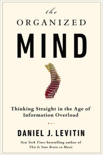 Image of: The Organized Mind