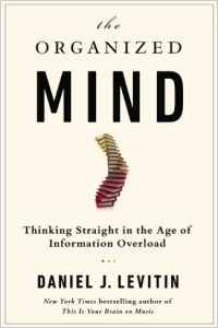 The Organized Mind book summary