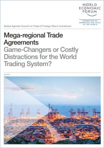 Mega-Regional Trade Agreements summary