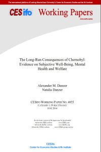 The Long-Run Consequences of Chernobyl summary