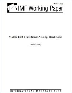 Middle East Transitions summary