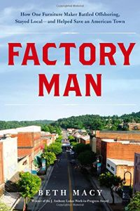 Factory Man book summary