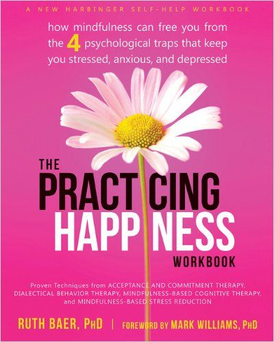 Image of: The Practicing Happiness Workbook