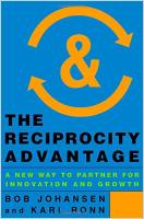 The Reciprocity Advantage book summary