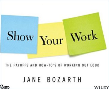 Show Your Work book summary