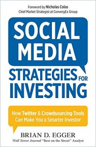 Social Media Strategies for Investing book summary