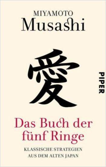 Image of: Das Buch der fünf Ringe