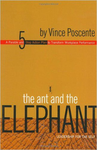 Image of: The Ant and the Elephant
