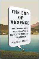 The End of Absence book summary