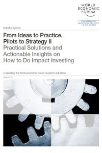 From Ideas to Practice, Pilots to Strategy II summary