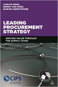 Leading Procurement Strategy book summary