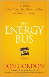The Energy Bus book summary
